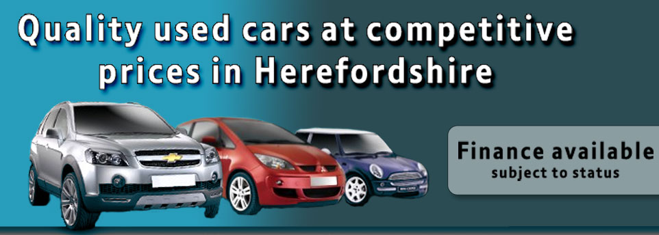 Cars For Sale Hereford Times